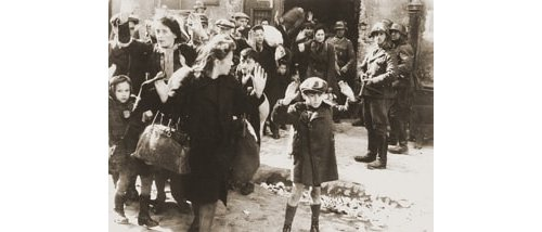 Jewish persecution in the second world war