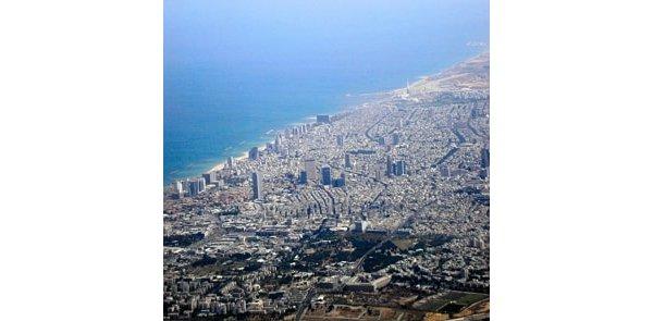 Modern city of Tel Aviv