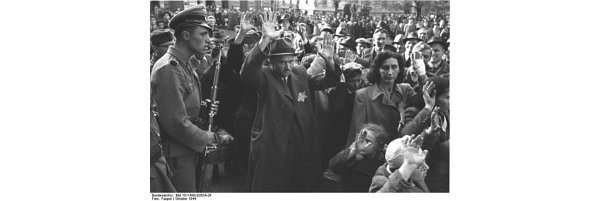 Persecution of Jews in the Second World War
